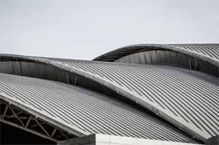Advantage of Curved Roof