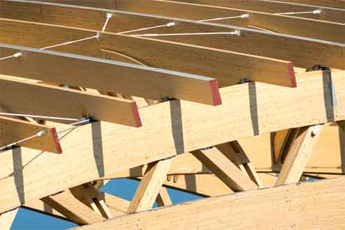 What is a Curved Roof
