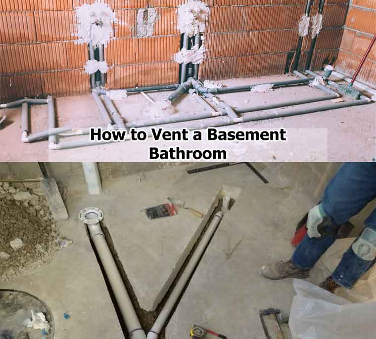 How to Vent a Basement Bathroom?