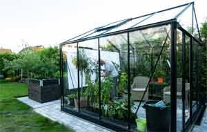 Screens for the greenhouse effect