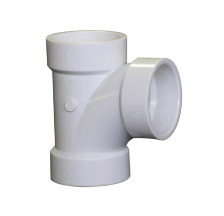 What is a Sanitary Tee in Plumbing