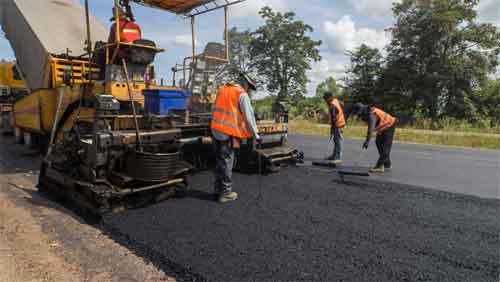 Guide for hardening asphalt millings