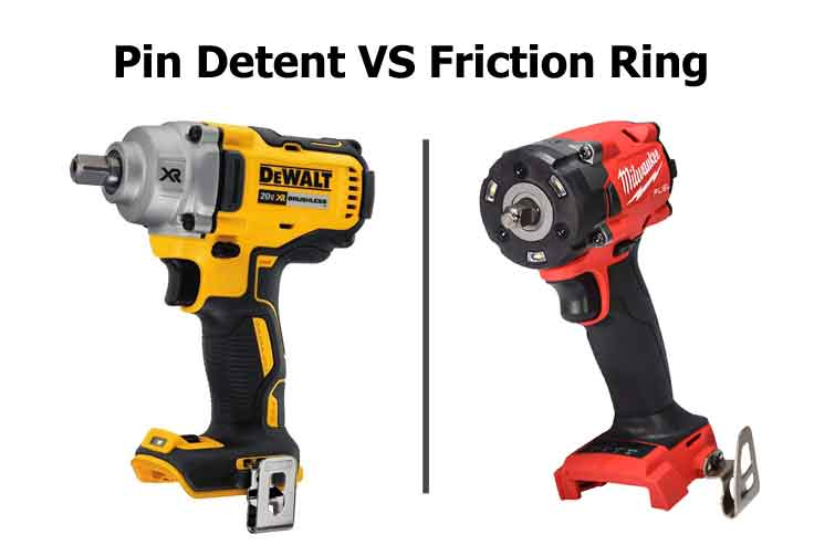 Pin Detent VS Friction Ring: Which one is Better?