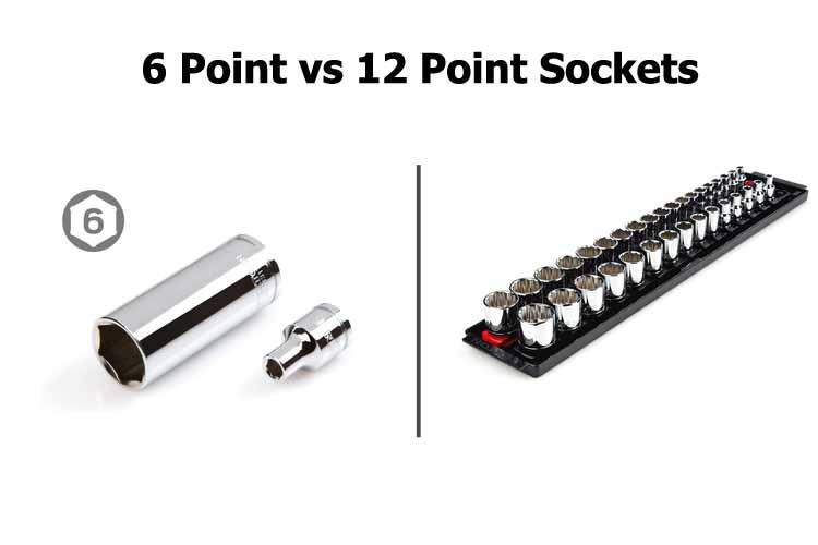 6 Point vs 12 Point Sockets