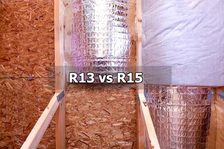 R13 vs R15
