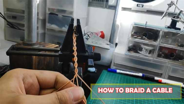How to Braid a Cable