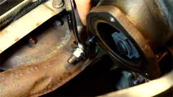 Remove Exhaust Studs