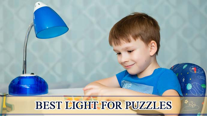 Best Light For Puzzles : Expert Recommendation 2021