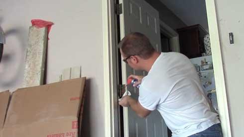 How Do I Fix Squeaky Doors
