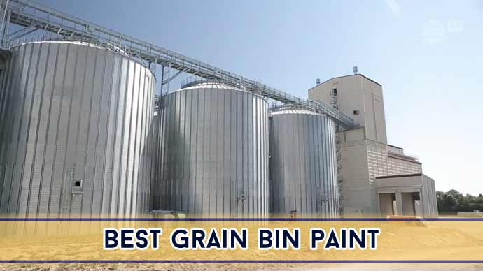 Best Grain Bin Paint : Top 5 Reviews of 2021