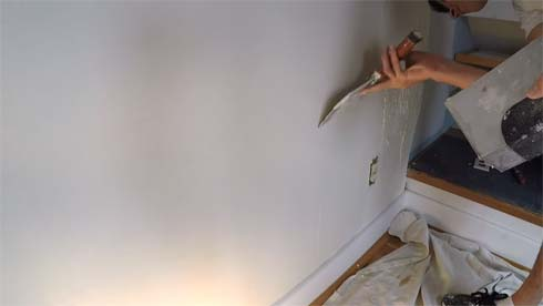 Drywall Mud that is Lightweight