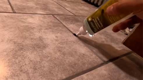 Tile surfaces