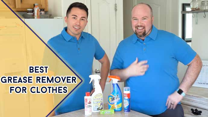 Best Grease Remover For Clothes: Top 5 Picks in 2021