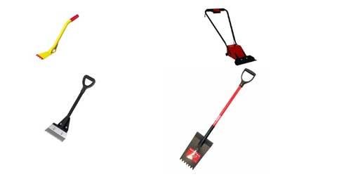 patented tool head design