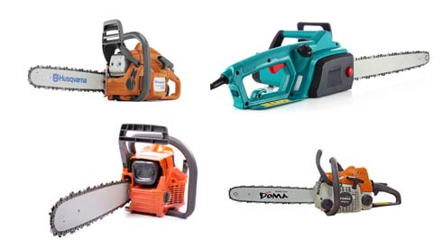 Types of Saws to Cut Small Trees