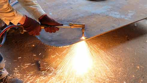 What Glove Cut Levels Should be Used for Welding