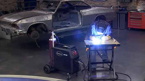 What to Look For When Choosing a Multi-Process Welder