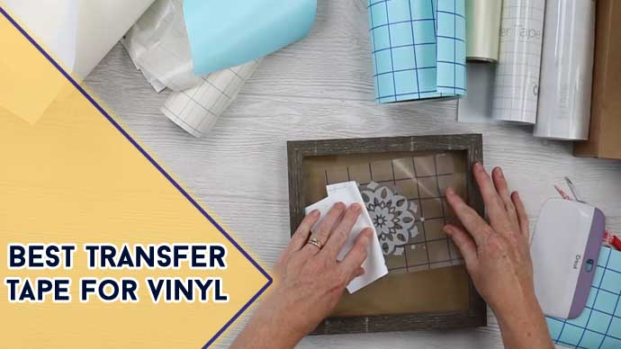 Best Transfer Tape for Vinyl | Top 10 Picks & Reviews 2021