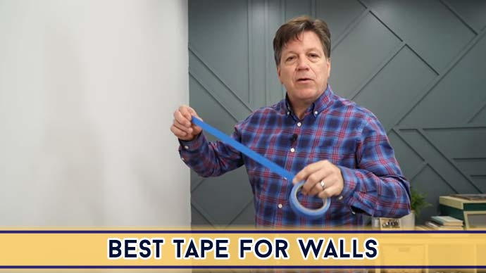 Tape For Walls