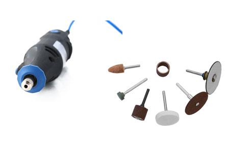 Types of Dremel Sharpen Bits