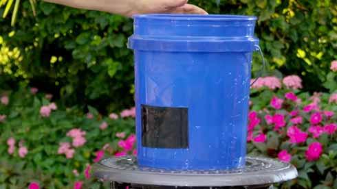 temporary waterproof seal